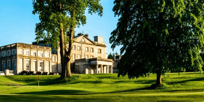 Cally Palace Hotel and Golf Course