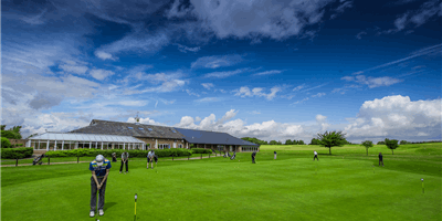 Chesfield Downs Golf Centre