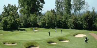 Hartsbourne Golf Club