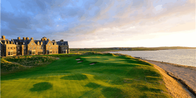 Trump International Golf Links (Doonbeg)