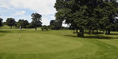 Dyrham Park Artisans Golf Club