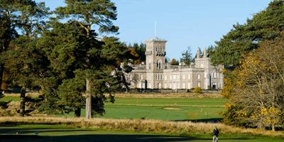 Dunecht House Golf Club