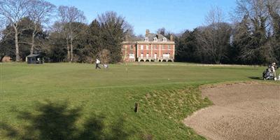 Hirst Priory Golf Club