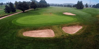 St Thomas's Priory Golf Club
