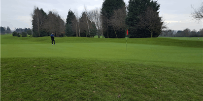 Sudbrook Moor Golf Club