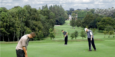 Harborne Church Farm Golf Course