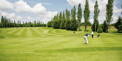 Bulbury Woods Golf Club