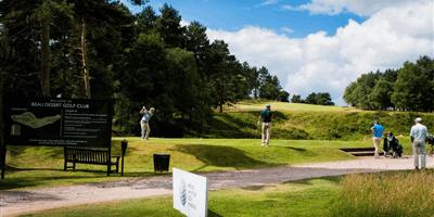 Beaudesert Park Golf Club