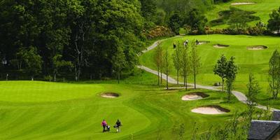 The Carrick Golf On Loch Lomond