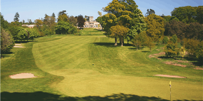 Letham Grange Glens Golf Club