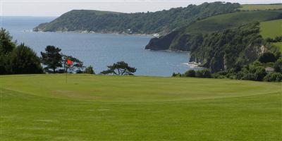 St Austell Bay Golf