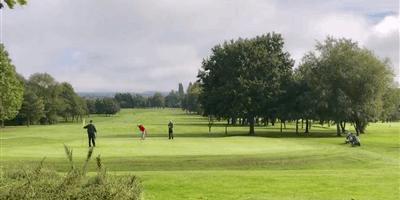 Stafford Castle Golf Club