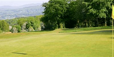 Ruthin Pwllglas Golf Club
