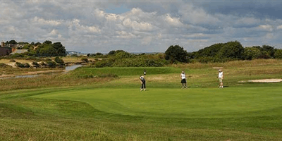 Gosport And Stokes Bay Golf Club