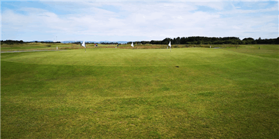 Irvine North Gailes Golf Club