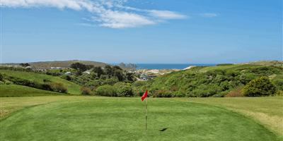 Holywell Bay Golf Club