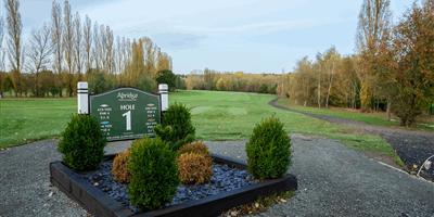 Abridge Golf Club