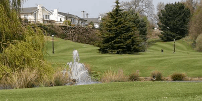 Alnesbourne Priory Golf Club