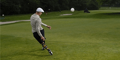 Brackaville Footgolf Golf Course