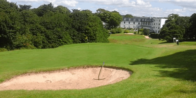 Budock Vean Hotel and Golf