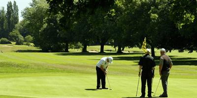 Cocks Moors Woods Golf Club