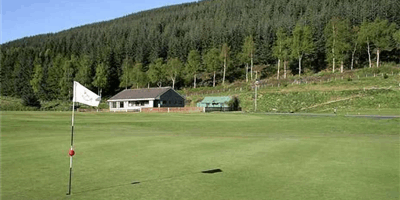 Innerleithen Golf Course
