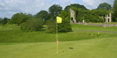 Delvin Castle Golf Course