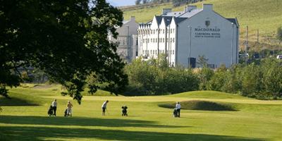 Macdonald Cardrona Hotel Golf