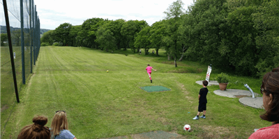 Tycroes Family Golf Range
